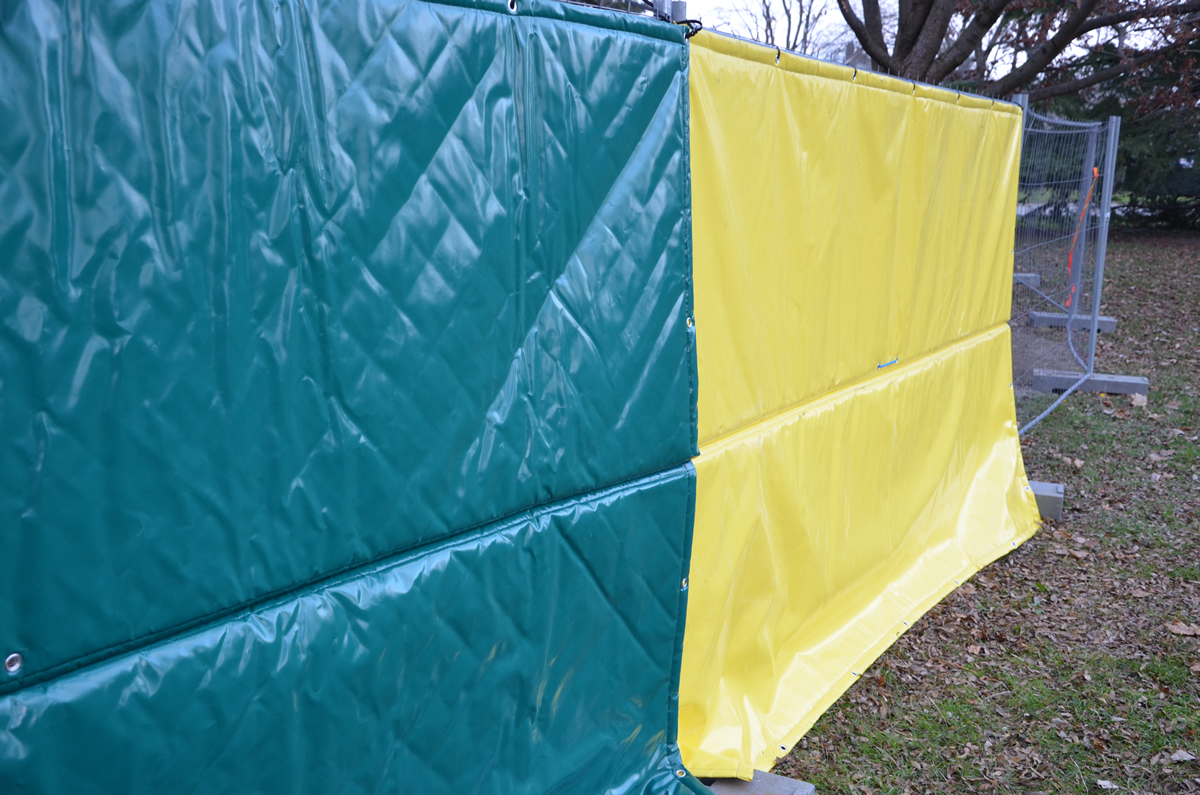 Acoustic Fence Panels Technical Specifications Acousteam