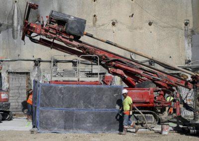 solutions acoustiques pour chantier Acousteam à Monaco