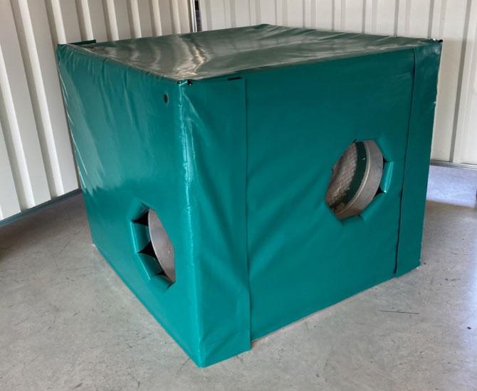 Notre boîte acoustique existe aussi sur mesure !